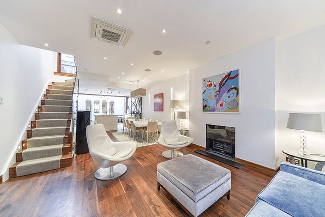 Thumbnail Terraced house for sale in Radnor Walk, Chelsea
