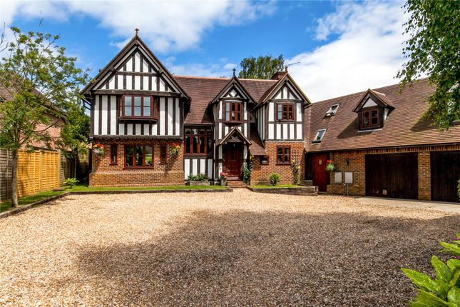 Thumbnail Detached house for sale in Lymington Bottom, Four Marks, Alton, Hampshire