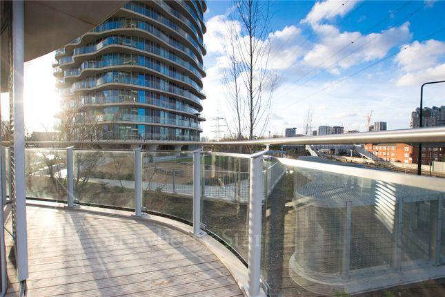 Balcony of 3 Tidal Basin Road, London E16