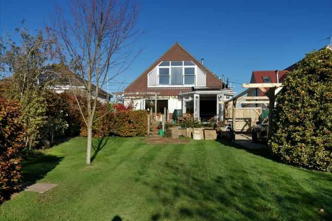 Thumbnail Detached house for sale in Wannock Drive, Polegate, East Sussex BN265Dy