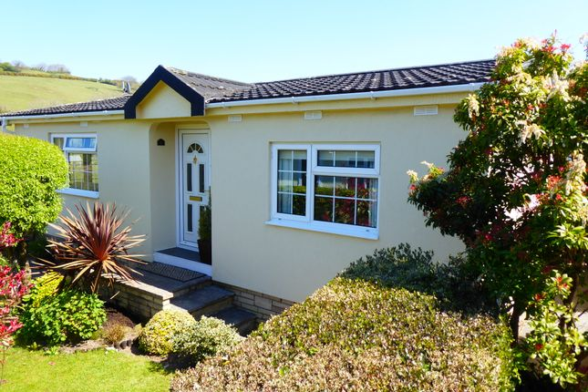 2 bed mobile/park home for sale in Berrynarbor Park, Ilfracombe, North Devon EX34