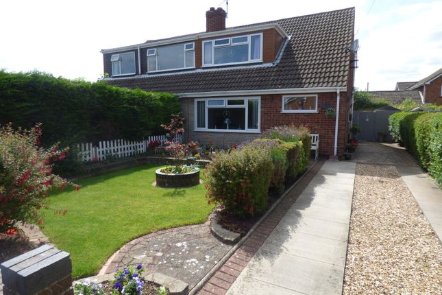 Thumbnail Bungalow for sale in Robinsons Lane, North Thoresby, Grimsby