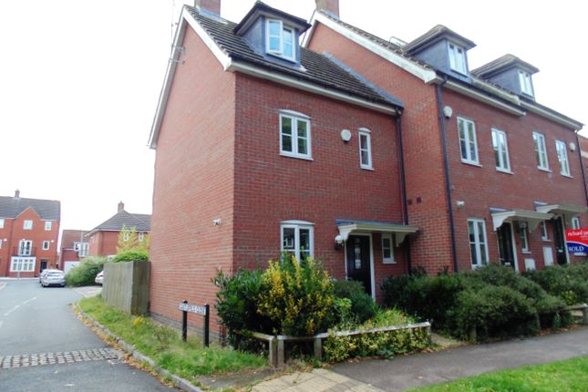 3 bed end terrace house to rent in Midland Road, Higham Ferrers, Rushden NN10