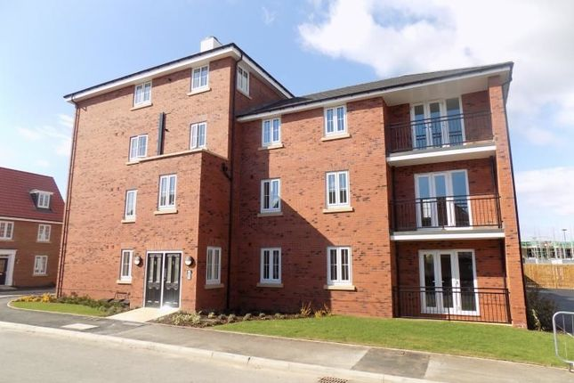 Thumbnail Flat to rent in Buttermere Crescent, Lakeside, Doncaster
