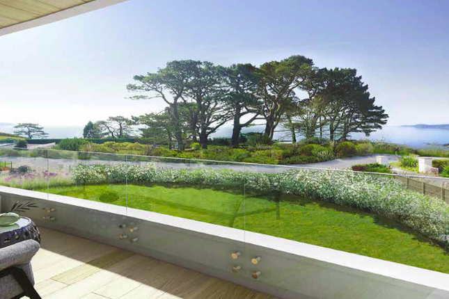 Thumbnail Flat for sale in Ocean House, Sea Road, Carlyon Bay, St Austell