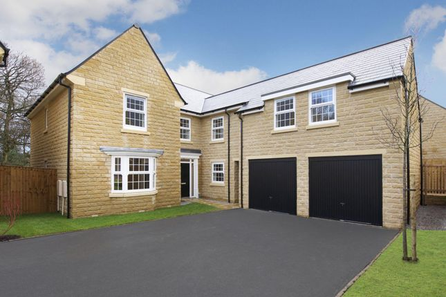 "Thumbnail Detached house for sale in ""Arbury"" at Craneshaugh Close, Hexham"