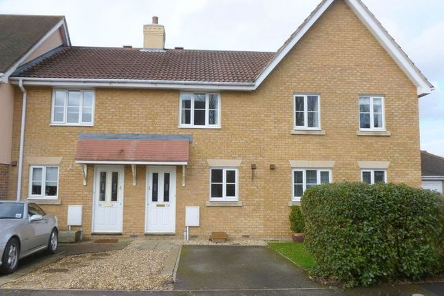 Thumbnail Terraced house to rent in Windsor Road, Pitstone, Leighton Buzzard