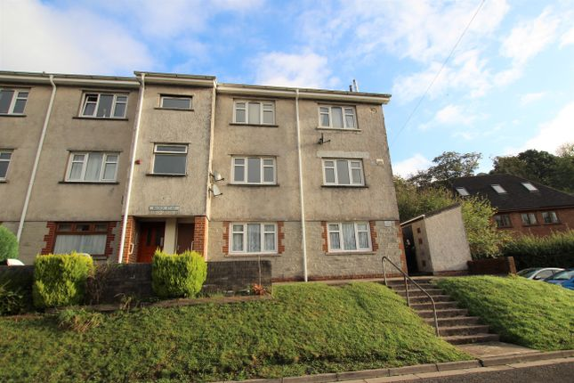 Thumbnail Flat for sale in Rowan Close, Mountain Ash