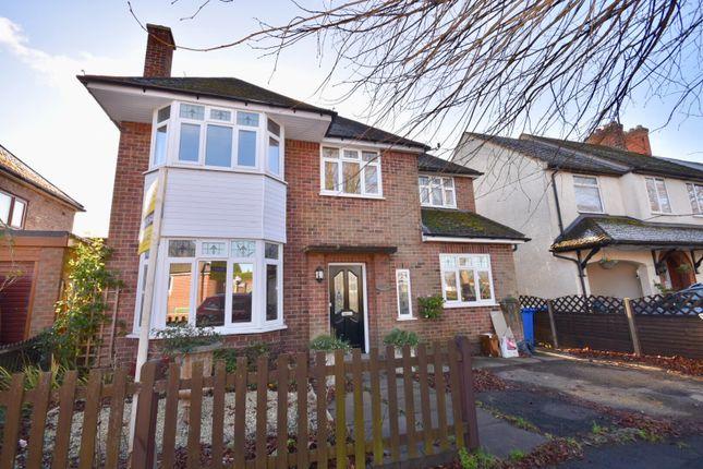 Thumbnail Detached house for sale in Dunkirk Avenue, Desborough, Kettering