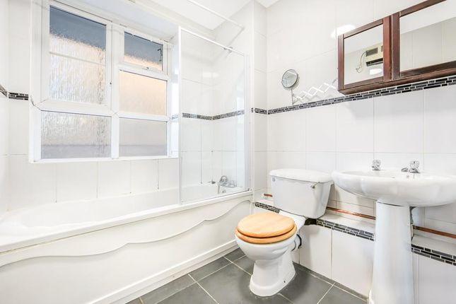 Bathroom of Rennie Estate, London SE16