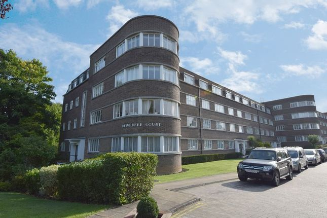 Thumbnail Flat for sale in Belvedere Court, Lyttelton Road, Hampstead Garden Suburb