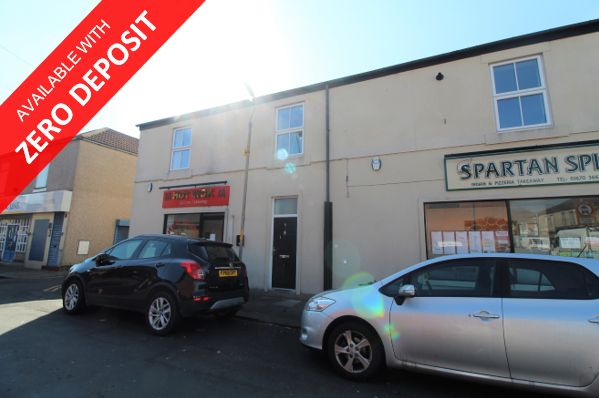 Thumbnail Flat to rent in Wanley Street, Blyth