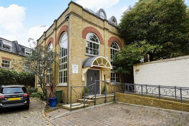 Thumbnail Flat to rent in Lindley Place, Kew, Richmond
