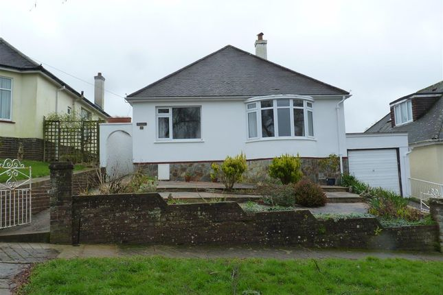 Thumbnail Bungalow for sale in Rougemont Avenue, Shiphay, Torquay
