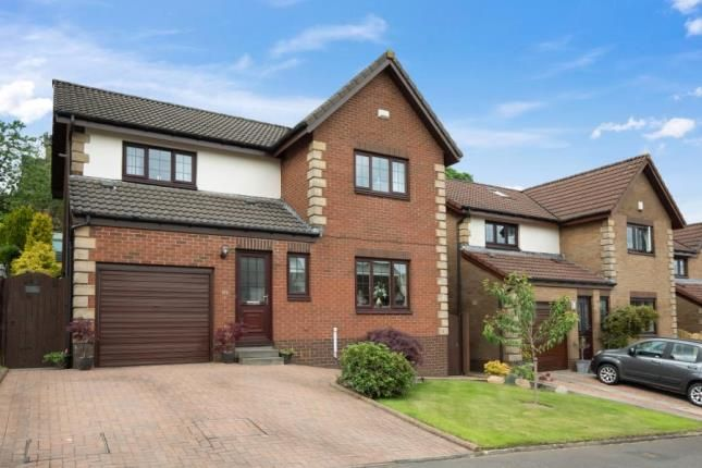Thumbnail Detached house for sale in Lyle Road, Airdrie, North Lanarkshire