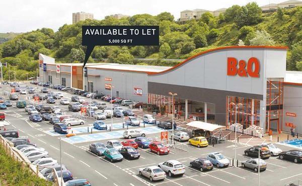 Retail premises to let in 2B Victoria Retail Park, Shroggs Road, Halifax