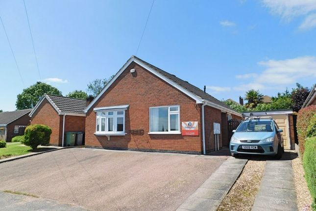 Thumbnail Detached bungalow to rent in Ostler Close, Gonerby Hill Foot, Grantham