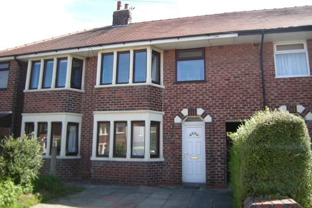 3 bed terraced house to rent in Belgrave Road, Poulton Le Fylde