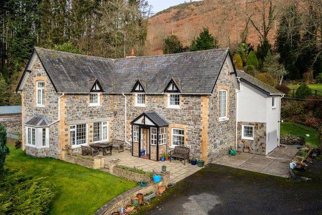 Thumbnail Detached house for sale in Nantmel, Llandrindod Wells