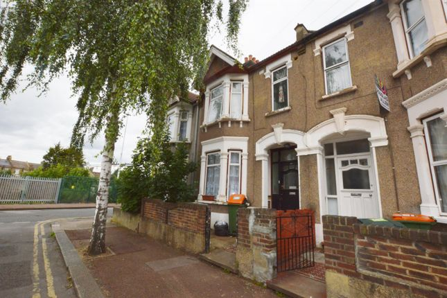 Thumbnail Terraced house for sale in Shoebury Road, East Ham, London