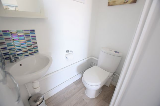 En-Suite WC of The Parade, Pevensey Bay BN24