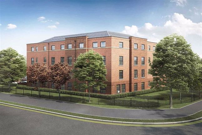 Thumbnail Flat for sale in Maple Mews, Bridge Road East, Welwyn Garden City, Hertfordshire