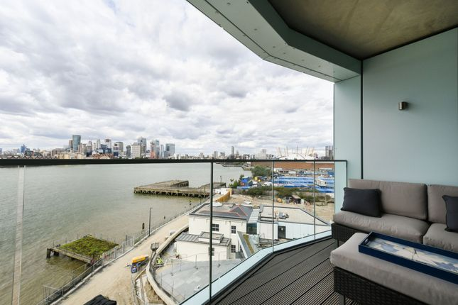 Thumbnail Flat to rent in Fiador Apartments, Enderby Wharf