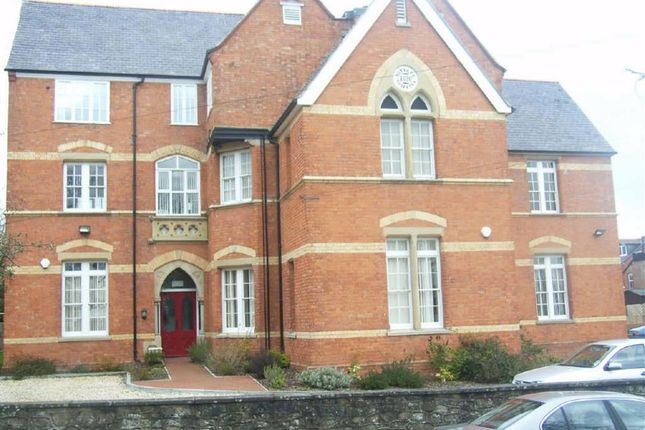 Thumbnail Flat to rent in Holbache House, Oswestry, Shropshire