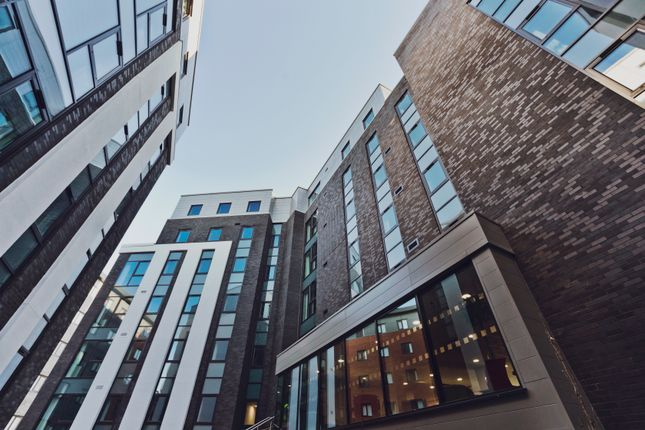 Thumbnail Shared accommodation to rent in Friargate Court, Great Shaw Street, Preston