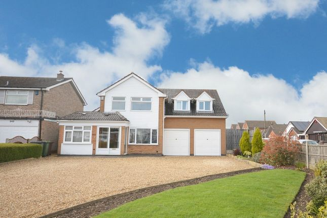Thumbnail Detached house for sale in Station Road, Wythall, Birmingham