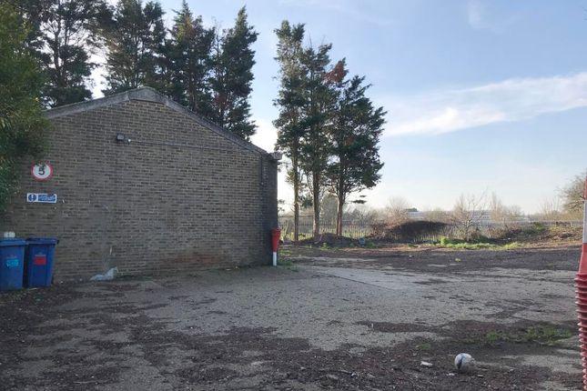 Thumbnail Land for sale in Former Depot And Yard, Lyra Close, Rainham, Gillingham, Kent