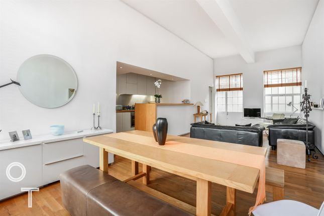 Thumbnail Flat to rent in Prince Of Wales Road, Kentish Town
