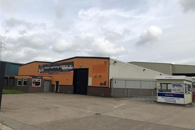Thumbnail Light industrial to let in Stockholm Road, Sutton Fields Industrial Estate, Hull