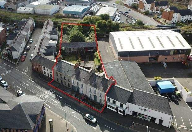 Thumbnail Land for sale in Queen Street, Ballymena, County Antrim