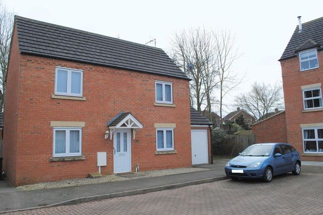 Thumbnail Detached house for sale in Celtic Close, Higham Ferrers, Rushden