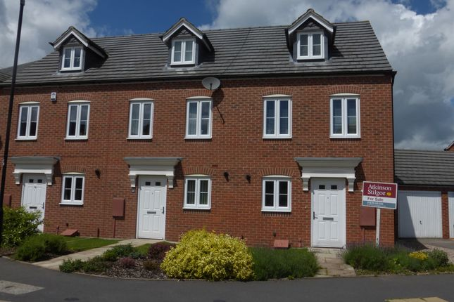 3 bed end terrace house for sale in Jefferson Way, Coventry