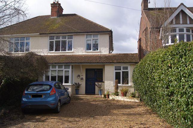 Thumbnail Semi-detached house for sale in Stoke Road, Leighton Buzzard