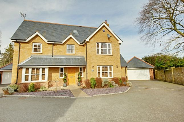 Thumbnail Detached house for sale in High Wych Road, Sawbridgeworth, Hertfordshire