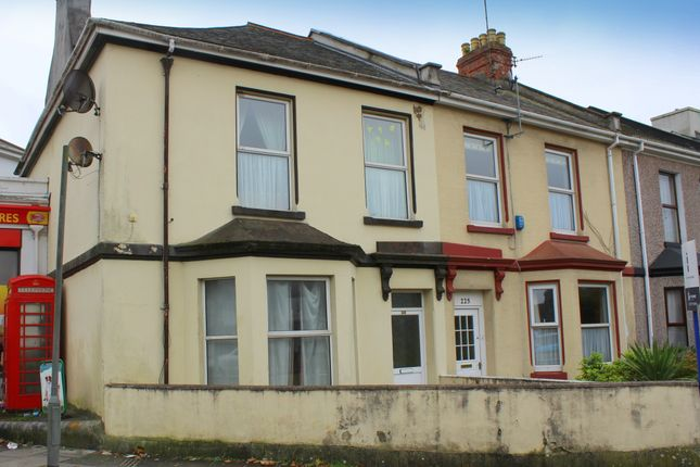 Thumbnail Flat for sale in St. Levan Road, Ford, Plymouth