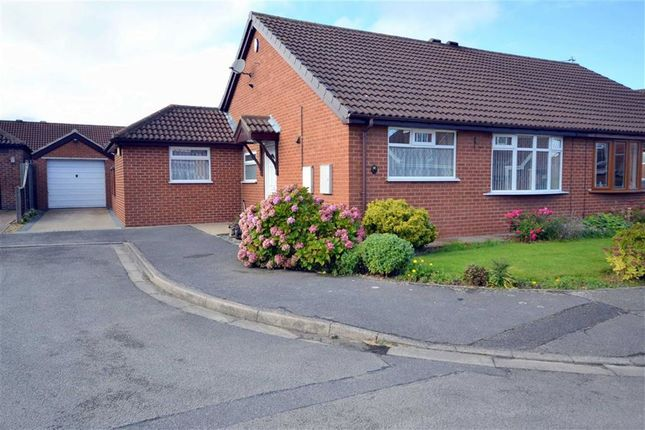 Thumbnail Bungalow for sale in Whimbrel Way, New Waltham, Grimsby