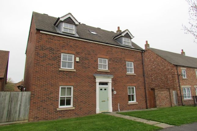 Thumbnail Detached house to rent in Warkworth Woods, Gosforth, Newcastle Upon Tyne