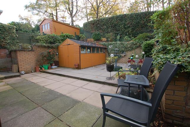 Garden of Richmond Grove, Wollaston, Stourbridge DY8