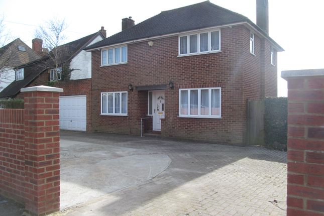 Thumbnail Detached house to rent in Cressingham Road, Reading, South, University, Green Park, M4
