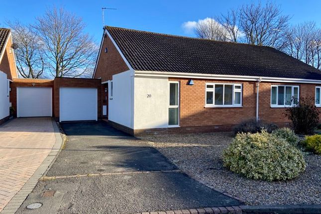 2 bed semi-detached bungalow to rent in Fairney Edge, Ponteland, Newcastle Upon Tyne NE20