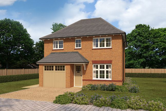 Thumbnail Detached house for sale in Saxon Gardens, Low Street, Sherburn In Elmet, North Yorkshire
