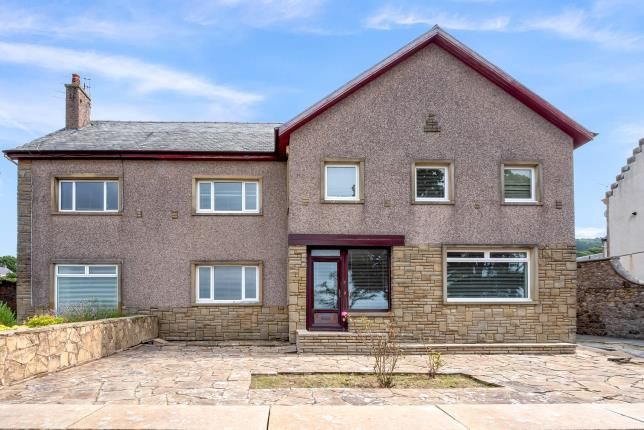 Thumbnail Detached house for sale in Acre Avenue, Largs, North Ayrshire