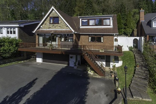 Thumbnail Detached house for sale in Grove Lane, Wolverhampton