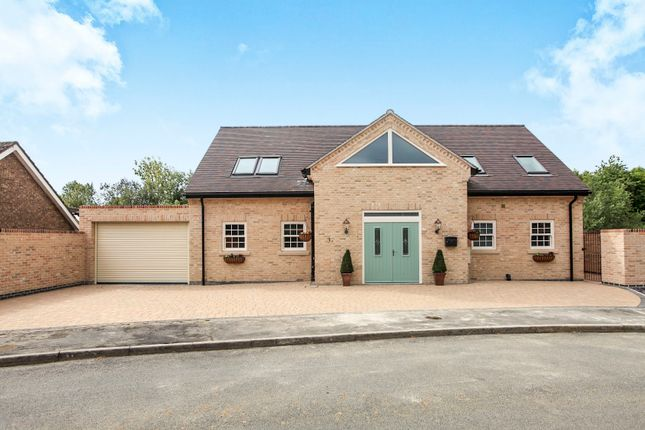 Thumbnail Detached house for sale in Copper Beech Way, Stanground, Peterborough