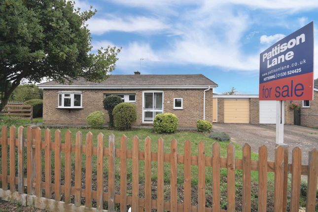 Thumbnail Detached bungalow for sale in Lower End, Pytchley, Kettering