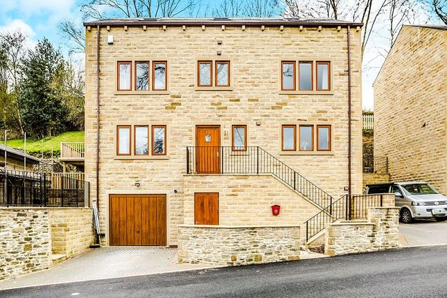 Thumbnail Detached house for sale in Thorn Bank, Luddendenfoot, Halifax